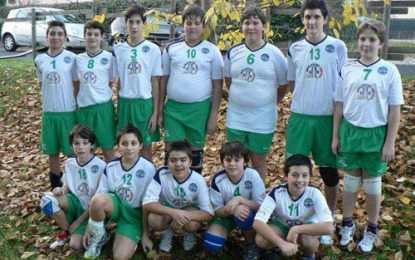 FINAL  FOUR INTEPROVINCIALE ALLIEVI UNDER 14
