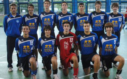 U18 VOLLEY NOVARA – ALTIORA