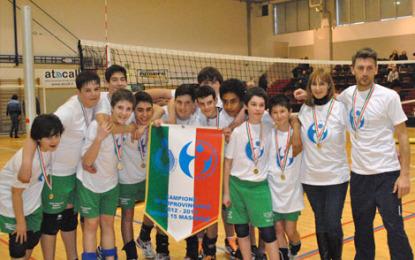 U15, UNA DOMENICA PERFETTA! CAMPIONI PROVINCIALI 12/13!