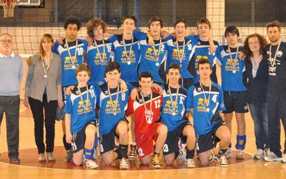 U17 E' ARGENTO PROVINCIALE 2012/2013