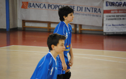 "U15 ""RIMANDATA"" ALL'ESAME VOLLEY NOVARA"