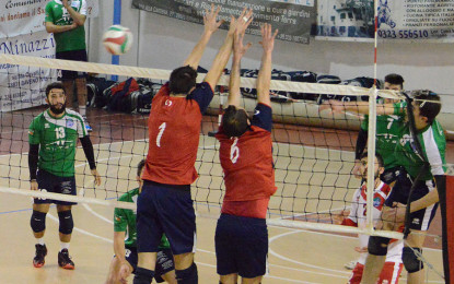ALTEA SCONFITTA SOLO AL TIE BREAK NELLA TANA DELL'ARTI VOLLEY