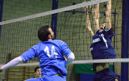 ALTIORA SCONFITTA IN CASA DAL VOLLEY NOVARA