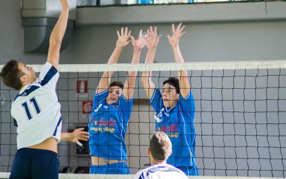 SUCCESSO DEL VOLLEY NOVARA A VERBANIA PER 3-1