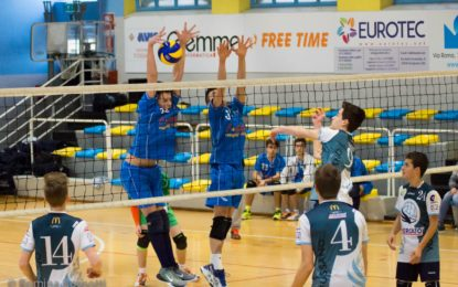 U16, CEDE AL TIE BREAK A FOSSANO