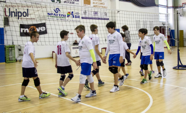 LE DUE UNDER 13 TRA LE BEST 6 DEL PIEMONTE ORIENTALE