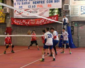 IN LINEA CON L'OBIETTIVO QUARTI DI FINALE REGIONALI, SUCCESSO 3-1 A MONTANARO