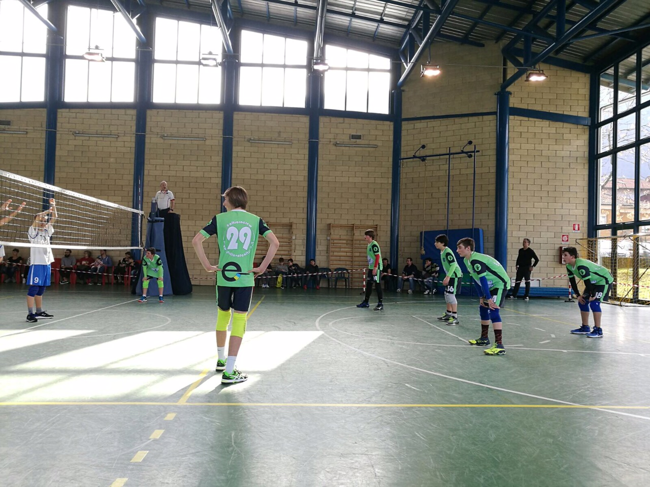 UNDER 14 NEI QUARTI REGIONALI