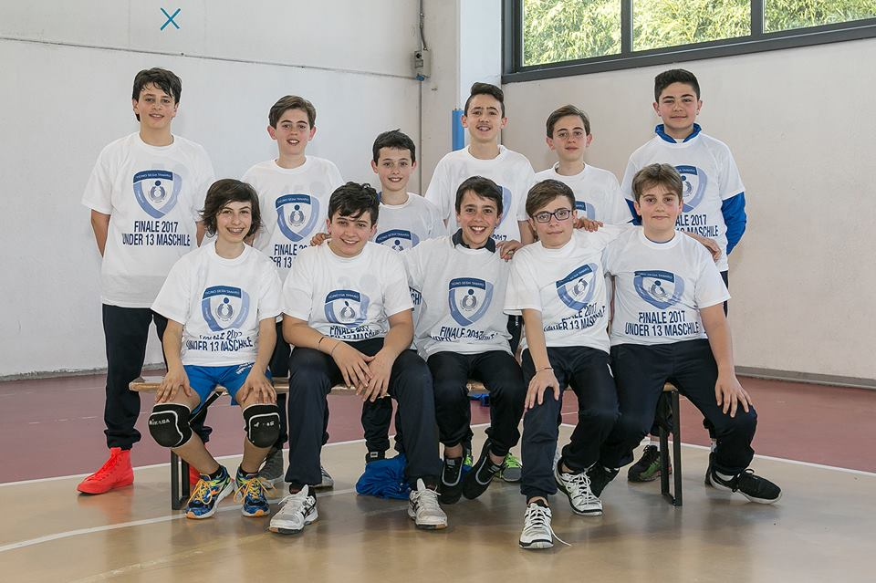 ALTIORA VICE CAMPIONE TERRITORIALE IN UNDER12